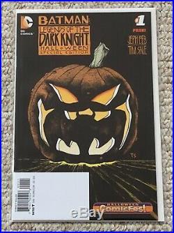Batman Legends of the Dark Knight #0 1-214 & Annuals #1-7 (Full Run) +BONUS