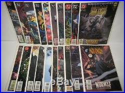 Batman Legends of the Dark Knight #0 1-214 & Annuals #1-7 (Full Run) DC