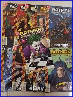 Batman Legends of the Dark Knight 1989 #1-184 HUGE complete lot set plus annuals