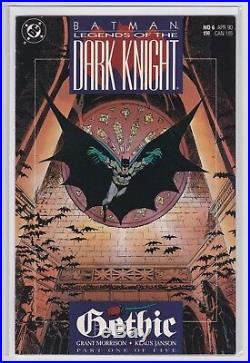 Batman Legends of the Dark Knight #1-74 (Complete lot of 74) 1 2 3 4 5 6.50