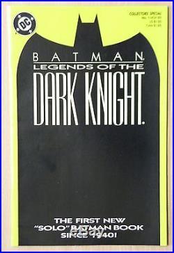 Batman Legends of the Dark Knight (DC) Nr. 1-187 zus. Im Zustand 1