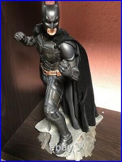 Batman Premium Premium Format Exclusive SIDESHOW The Dark Knight Statue