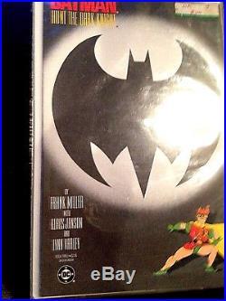 Batman THE DARK KNIGHT RETURNS 1 1986 First Print. MINT 10.0 GEM Condition