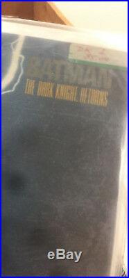 Batman THE DARK KNIGHT RETURNS book 1 1986 First Print MINT 10.0 FLAWLESS A++