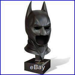 Batman The DARK KNIGHT Special Edition Cowl Noble Collection