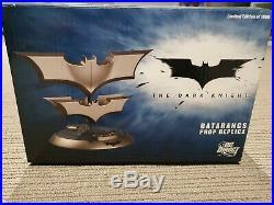 Batman The Dark Knight Batarang Prop Replica #290/1500