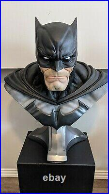 Batman The Dark Knight Life Size Bust By Sideshow Collectibles 400205