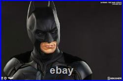 Batman The Dark Knight Life Size Bust TDKR Sideshow Collectibles NIB