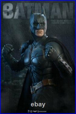 Batman The Dark Knight Premium Format 1/4 Figure By Sideshow Collectibles