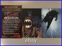 Batman The Dark Knight Returns 10th Anniversary Hard Cover Slipcase RARE
