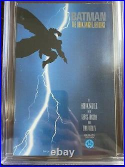 Batman The Dark Knight Returns #1 (1986) CGC 9.4 1st App of Carrie Kelly