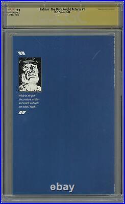 Batman The Dark Knight Returns #1-1ST CGC 9.8 SS 1986 1323193015