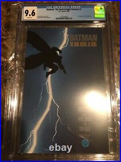 Batman The Dark Knight Returns #1 1st Print CGC 9.6