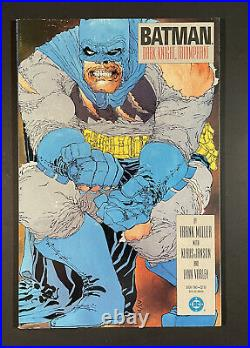 Batman The Dark Knight Returns 1 2 3 4 COMPLETE Frank Miller DC 1986 comics