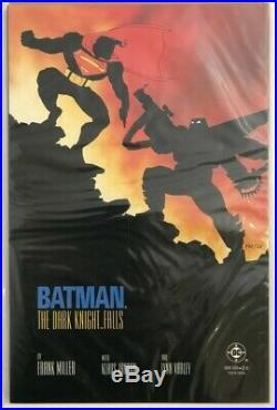 Batman The Dark Knight Returns 1 2 3 4 Complete Set Run Lot Frank Miller
