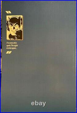 Batman The Dark Knight Returns #1 2 3 4 DC Comics 1986 Full Run