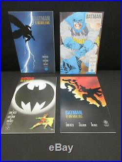 Batman The Dark Knight Returns # 1 2 3 4 Full Set Frank Miller VF/NM HIGH GRADE