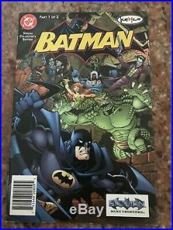Batman The Dark Knight Returns 1 2 3 4 Nm Superman Frank Miller + More
