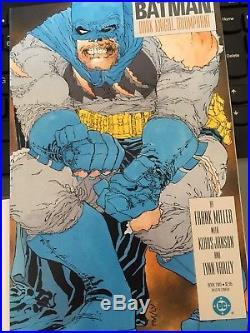 Batman The Dark Knight Returns 1-4