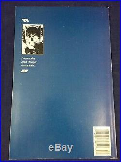 Batman The Dark Knight Returns 1-4 1st prints High Grade! Frank Miller@