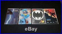 Batman The Dark Knight Returns #1-4 Complete DC Comic Book Set Frank Miller Nm