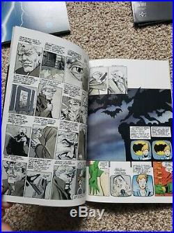 Batman The Dark Knight Returns #1-4 Complete Set DC Comics 1986 Excellent