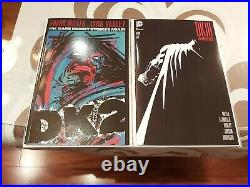 Batman The Dark Knight Returns #1-4 DK2 #1-3 The Master Race #1-9 Complete Set