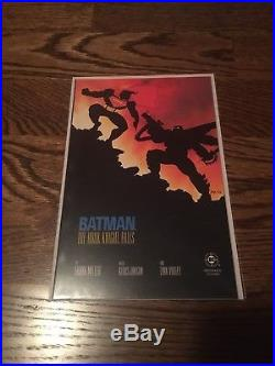 Batman The Dark Knight Returns 1-4 FULL SET First Prints