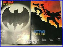 Batman The Dark Knight Returns#1-4 Fn/vf Lot 1986 Frank Miller DC Comics