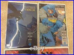 Batman The Dark Knight Returns 1- 4 Run Lot! Frank Miller Classic