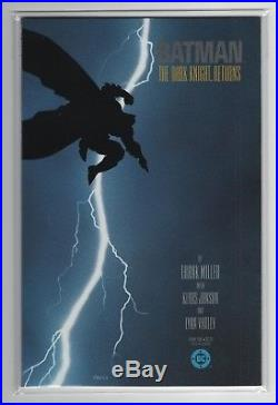 Batman The Dark Knight Returns #1-4 VF/NM (All 1st Prints) Frank Miller DC 1986