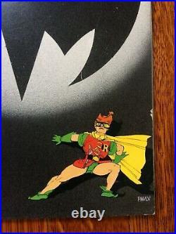 Batman The Dark Knight Returns 1-4 set 1986 First Pressing LOW GRADE See Pics