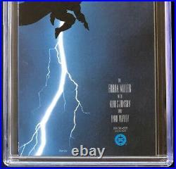 Batman The Dark Knight Returns #1 CGC 9.4 1st Carrie Kelly Frank Miller DC