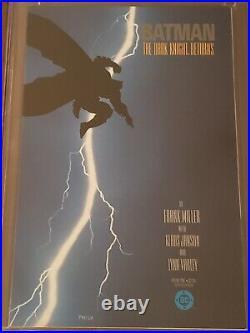 Batman The Dark Knight Returns #1 (CGC 9.4) 1st Print 1st Carrie Kelly