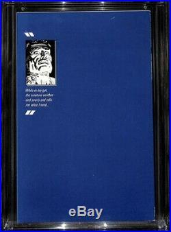 Batman The Dark Knight Returns #1 CGC 9.6 DC 1986 Frank Miller! WP! K4 126 cm