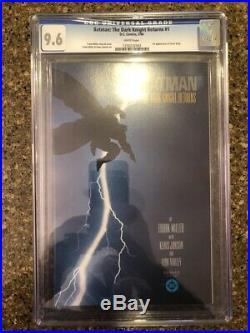 Batman The Dark Knight Returns #1 CGC 9.6 FIRST PRINT