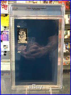 Batman The Dark Knight Returns #1 CGC 9.6 White Pages 1st Print Frank Miller