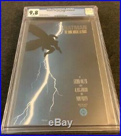 Batman The Dark Knight Returns #1 CGC 9.8 1st Print, Frank Miller Classic