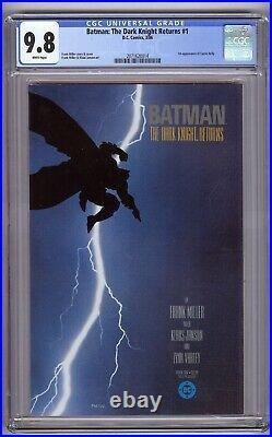 Batman The Dark Knight Returns #1 CGC 9.8 1st print