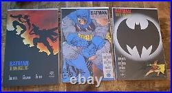 Batman The Dark Knight Returns 1 CGC 9.8- Bonus Raw Copies 2, 3,4 High Grade