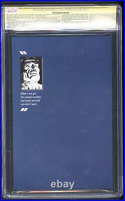 Batman The Dark Knight Returns #1 CGC 9.8 SS Frank Miller Third Print NM+/ M