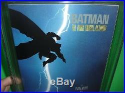 Batman The Dark Knight Returns #1 CGC 9.8 WHITE PAGES 1986 1st print DC not CBCS