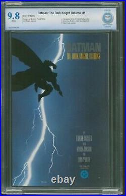 Batman The Dark Knight Returns 1 Cbcs-graded 9.8 Nm/m Wp DC 1st Print ID G-531