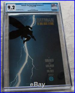 Batman The Dark Knight Returns #1 Cgc 9.2