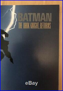 Batman The Dark Knight Returns 1 NM/MT 9.8 White Pages 1ST PRINT Frank Miller