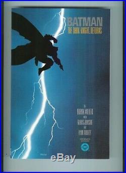 Batman The Dark Knight Returns 1 first print NM Frank Miller DC