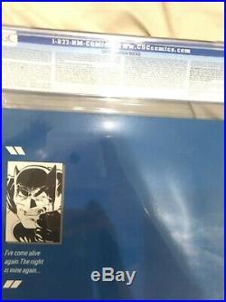 Batman The Dark Knight Returns # 2 CGC 9.4 White (DC, 1986) Classic Frank Miller