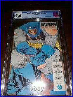 Batman The Dark Knight Returns #2 CGC 9.6 (NM+) 1986 Frank Miller & Klaus Janson