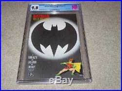 Batman The Dark Knight Returns #3 Death Of The Joker CGC 9.8 1986 DC White Pages