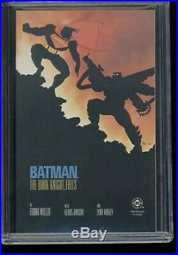 Batman The Dark Knight Returns #4 CGC 9.8 2075298019